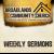 Weekly Sermons